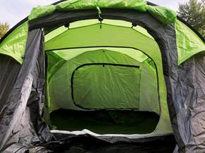 Review 4 Man Popup Tent by Cinch! & Review: 4 Man Popup Tent by Cinch! - Paperblog