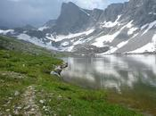 Wind River Range Part Trail Conditions