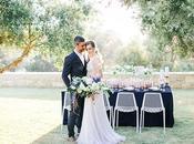 Elegant Contemporary Wedding Inspiration Shoot Crete