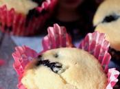 Literally Best (Vegan) Blueberry Muffins