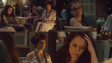 Orphan Black – Freedom looks different to everyone.