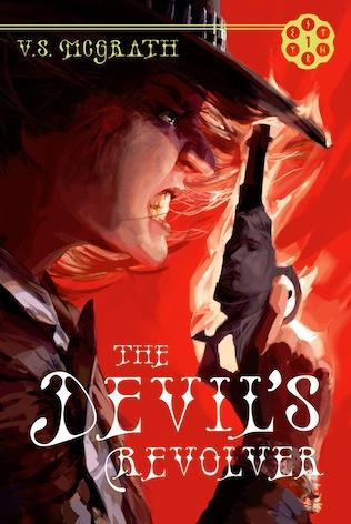 The Devil's Revolver by V. S. McGrath @XpressoReads