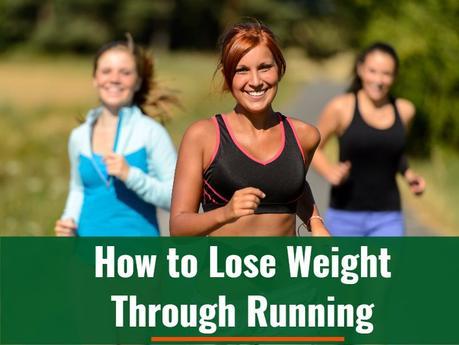 lose weight running