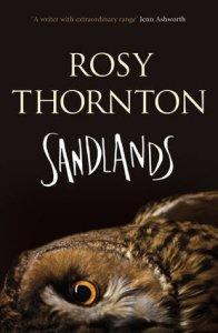 Short Stories Challenge 2017 – The White Doe by Rosy Thornton from the collection Sandlands.