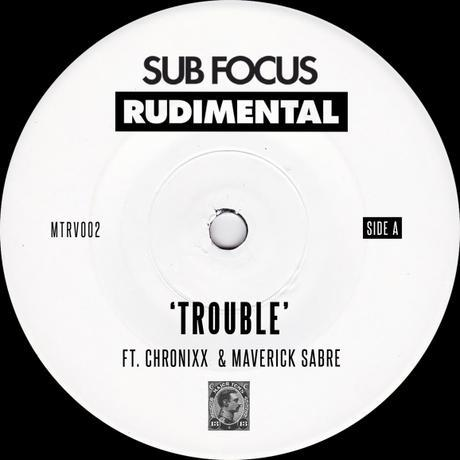 Sub Focus x Rudimental – Trouble Ft Chronixx & Maverick Sabre