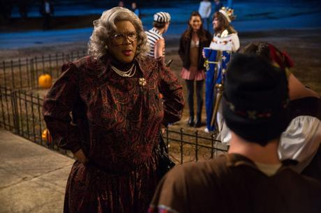 Watch: Tyler Perry's Boo 2! A Madea Halloween Official Trailer Has Been Released