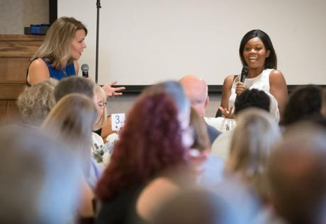 gabby douglas paper Gabby douglas and the us olympic women's gymnastics successes make a mom ponder going for parenting gold - and the extreme sport it is to raise an olympian.