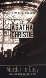 Murder is Easy – Agatha Christie #20booksofsummer