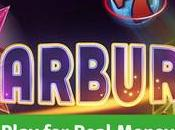 NetEnt's Starburst Slot Review