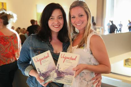 Unpacked: the Book Launch