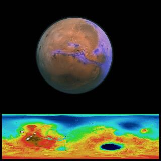 Electric Universe - Electric Mars-Earth - electromagnetic excavation of continents