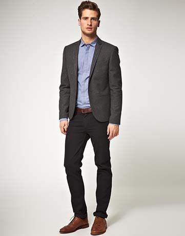 50a1acfdd57 Here s How to Wear Brown Shoes with Black Pants - Paperblog