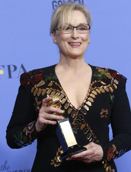 Star: Meryl Streep has refused to do the Carrie Fisher tribute at the Emmys