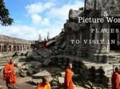 Five Picture-Worthy Places Visit Asia