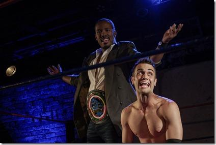 Review: The Elaborate Entrance of Chad Deity (Red Theater)