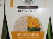 Who's Ready-To-Eat? Cucina Amore Quinoa Meals