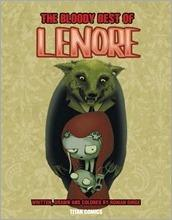 The Bloody Best of Lenore HC Preview 1