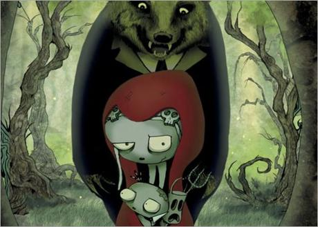 The Bloody Best of Lenore HC