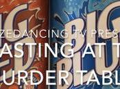 Tasting Murder Table, Episode Urchins Review Blue Sodas