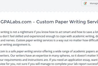 professional annotated bibliography writing website for university