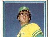 Jeff Jones 1981 Topps Baseball Card.