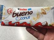 Today's Review: Kinder Bueno Coconut