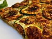 Vegetarian Courgette Ricotta Bake!