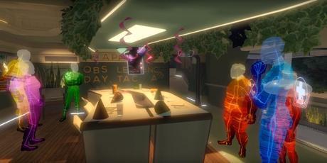 Early gameplay screen shot