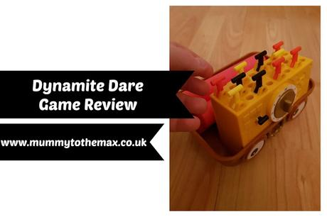 Dynamite Dare Game Review