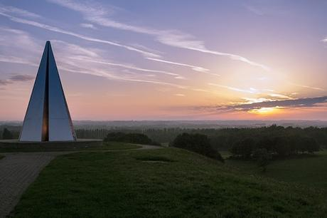Sunrise by the Beacon