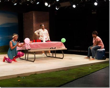 Review: Barbecue (Strawdog Theatre)