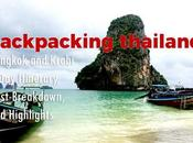 Backpacking Thailand: Bangkok Krabi 7-Day Itinerary, Cost-Breakdown, Highlights