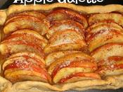 Apple Galette Eggless Version French Pastry