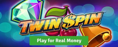 NetEnts Twin Spin slot play for real money