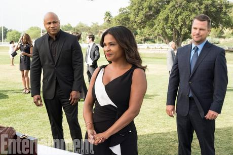 First Look: Nia Long As Shay Mosley In NCIS Los Angeles