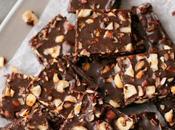 Chocolate, Honey Hazelnut Fridge Fudge