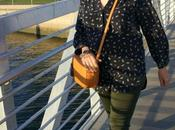 Casual Outfit Navy Olive