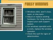Spotting Problem Areas Your Windows What