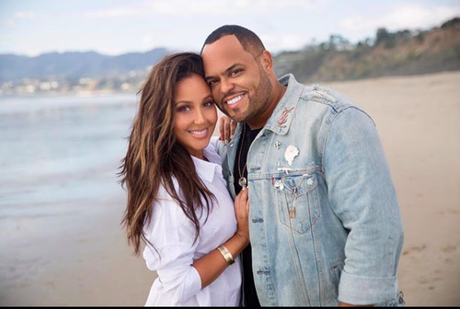 """Quick Quote: Adrienne Bailon On Marriage """"I'm Having The Time Of My Life"""""""