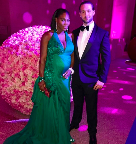 It's A Girl!! For Serena Williams And Fiance Alexis Ohanian
