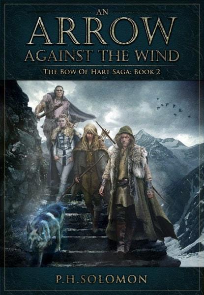 An Arrow Against the Wind by P.H. Solomon @SDSXXTours @ph_solomon