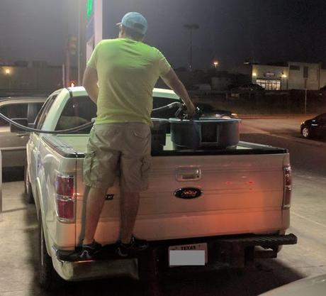 No Gas Shortage In Texas (Just An Abundance Of Dumb)