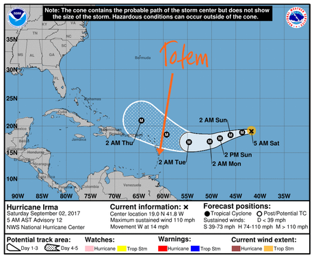 Weather resources for hurricane season