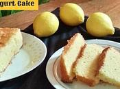 Lemon Yogurt Cake Recipe