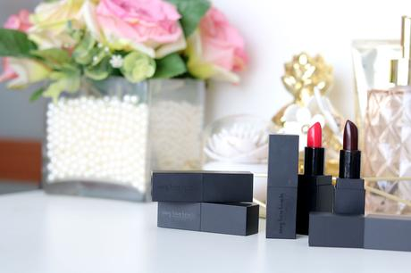 Love Local: Muy Bien Bonita Cosmetics Luscious Ultra Soft Matte Lipstick Review and Swatches