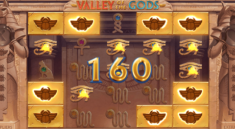Yggdrasil Valley of the Gods Slot
