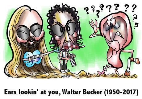Walter Becker: He Waxed And Waned