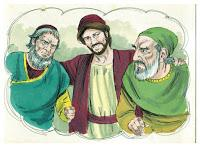 1 Timothy - Greeting, Timothy Charged to Oppose False Teachers