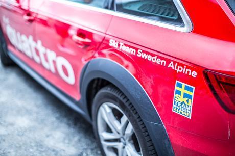 Fitness On Toast - Ski Team Sweden - Kickoff Training Session Pre Season 2017-8-30