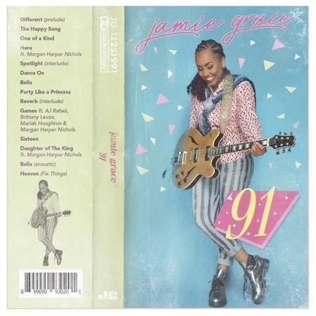 Jamie Grace Releases Highly Anticipated Third Album '91